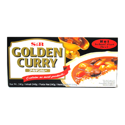 GOLDEN CURRY KARAKUCHI