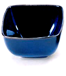 COBALT BLUE BOWL SQUARE